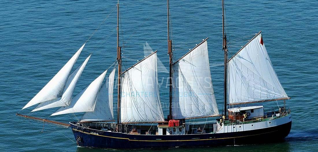 Klassische segelyachten  Klassische Segelyacht