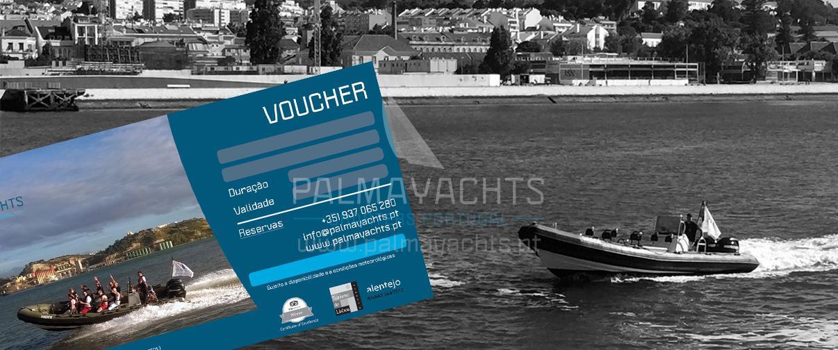 voucher speed boat