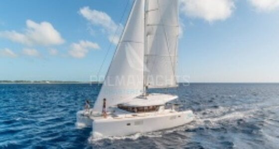 Lagoon 39 for charter