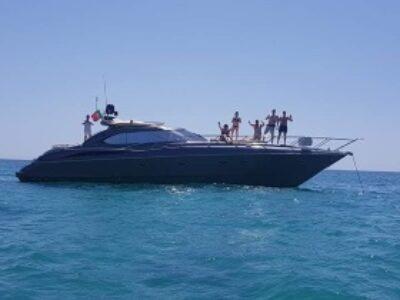 Luxury Yacht for Charter Algarve