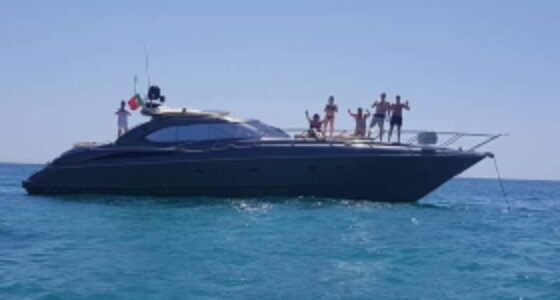 Luxury Yacht for Charter Algarve