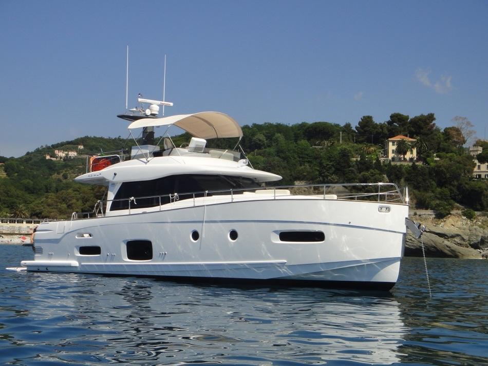 Azimut 53 Magellano - Luxury Yacht