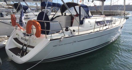 Palmayachts - Jeanneau Sun Odyssey 36i