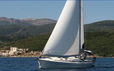 sailing cruise in Portimão