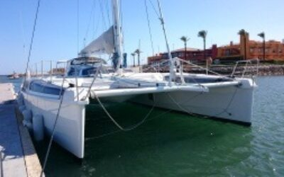 Catamaran Cruise in Algarve