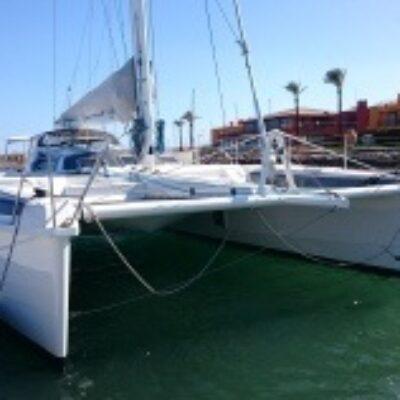 Catamaran Cruise in Algarve