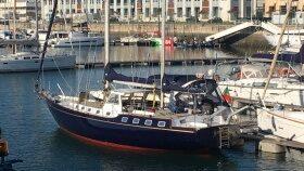 Heritage Sailing Yacht