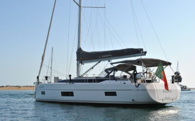 Bavaria C45 for Yacht Charter and Boat Tours in Portugal