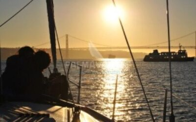Lisbon Sunset sailing Cruise