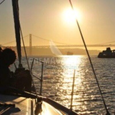 Lissabon Private Romantische Segeltour