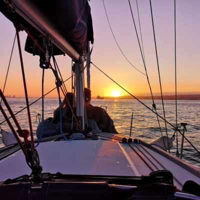 Cascais Romantic Private Sailing Cruise