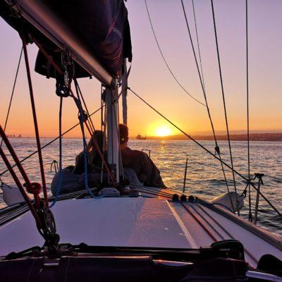 Cascais Romantic Private Sailing Cruise