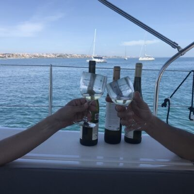 Lisbon Sail & Wine Private Cruise
