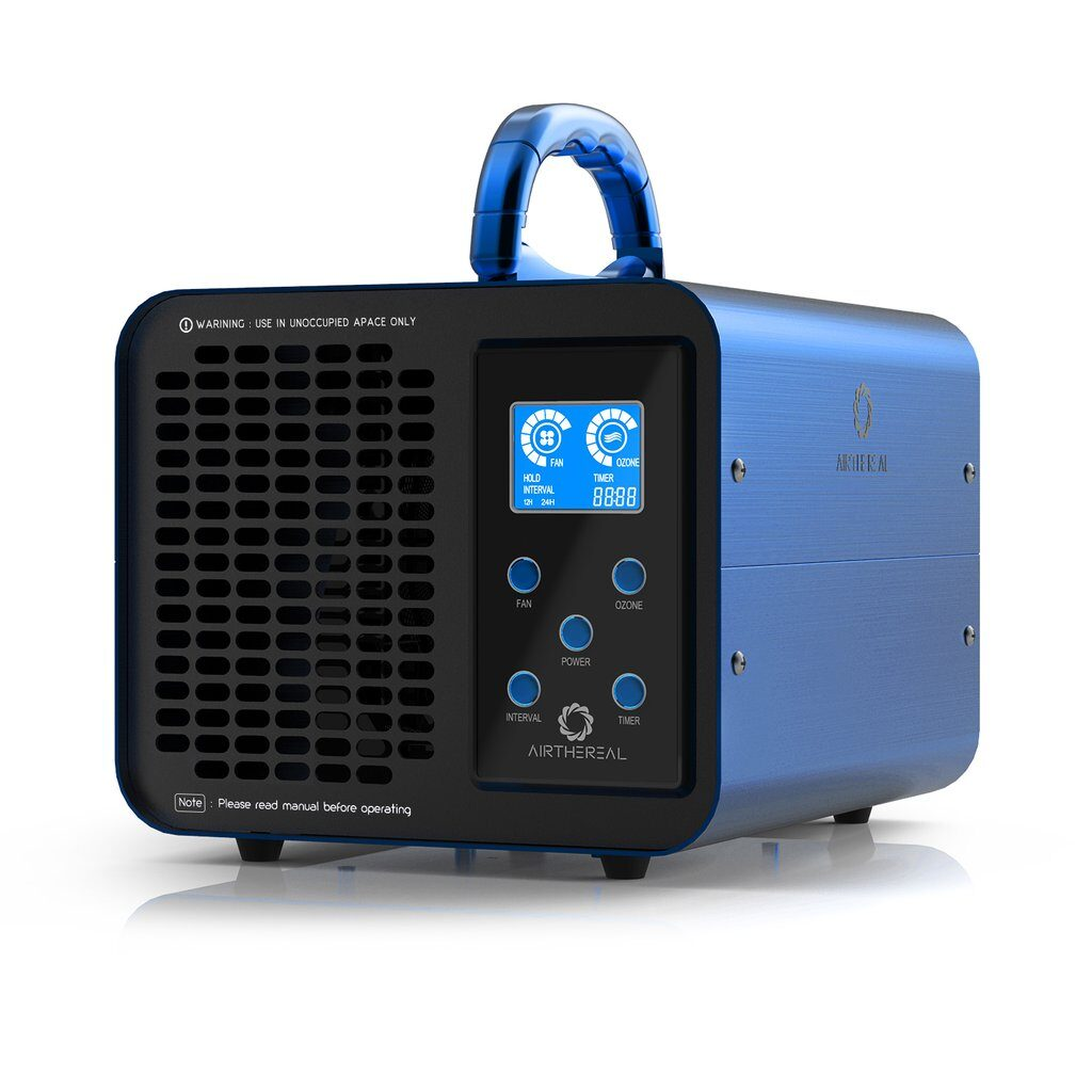 Ozone Generator for Covid 19 cleaning procedure