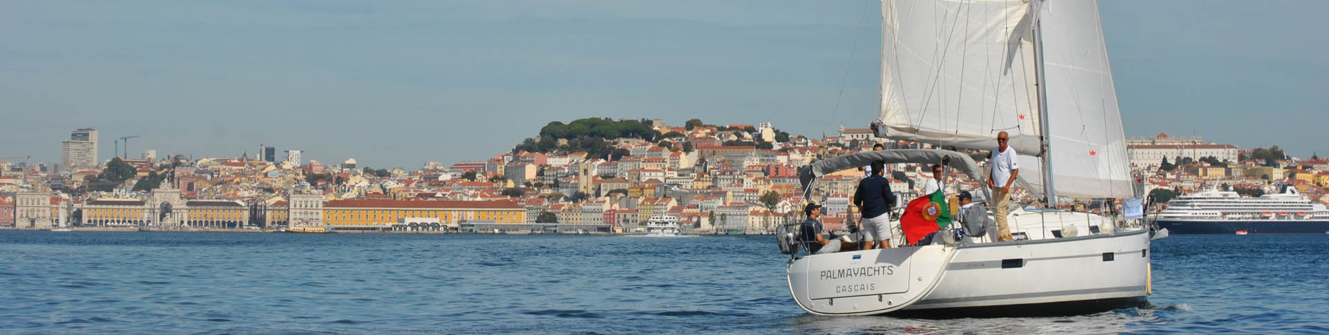 Olt Town Lisbon Sailing Tour