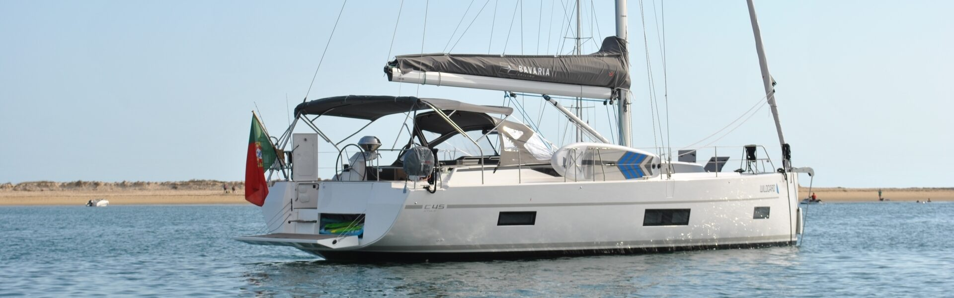 sailing cruise in Cascais